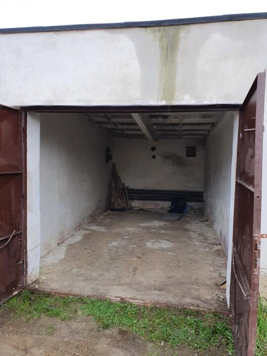 Samostatná garáž na Odborárskej