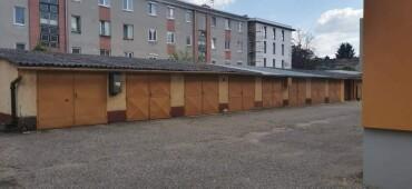Dám do prenájmu garáž v Komárne