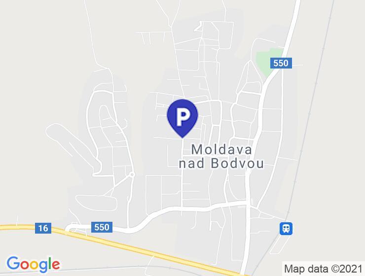 Garáž na prenájom - Moldava nad Bodvou