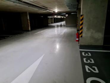 Garažové statie na ul.Šancovej 11C