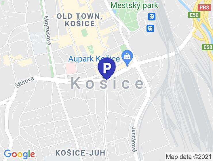 Parkovacie miesto pre motorky, vozíky, náradie, člny, jet ski - Košice