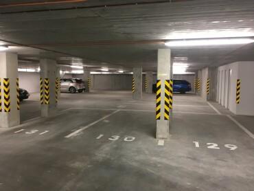 Parkovacie státie kryté - Petržalka