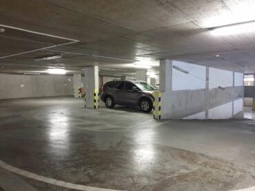Podzemný parking Mraziarenská
