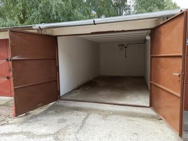 Prenájom garáže Košice Alvinczyho