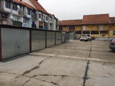 Prenájom garáže v centre Lučenca