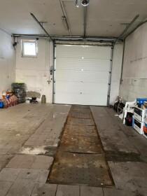 Veľká garáž na prenájom, Čadca