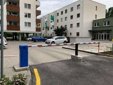 Vonkajší parking Nobelova